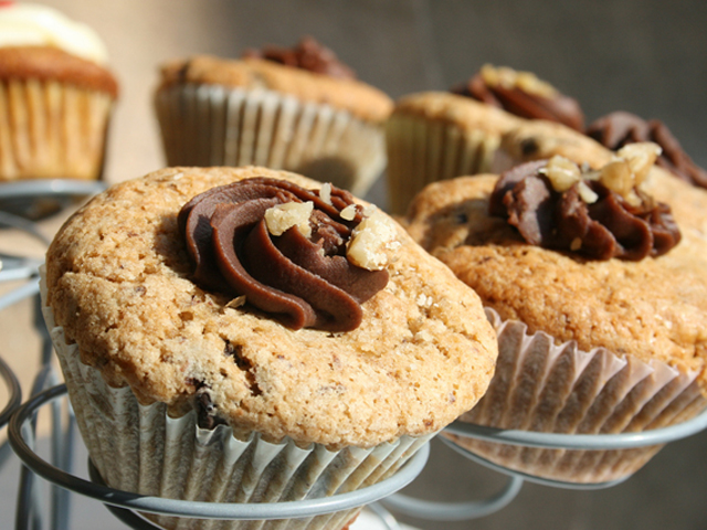 Dale's Chocolate Chip Cookie Cupcake