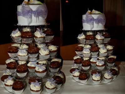 Wedding Cupcakes Holger & Beate